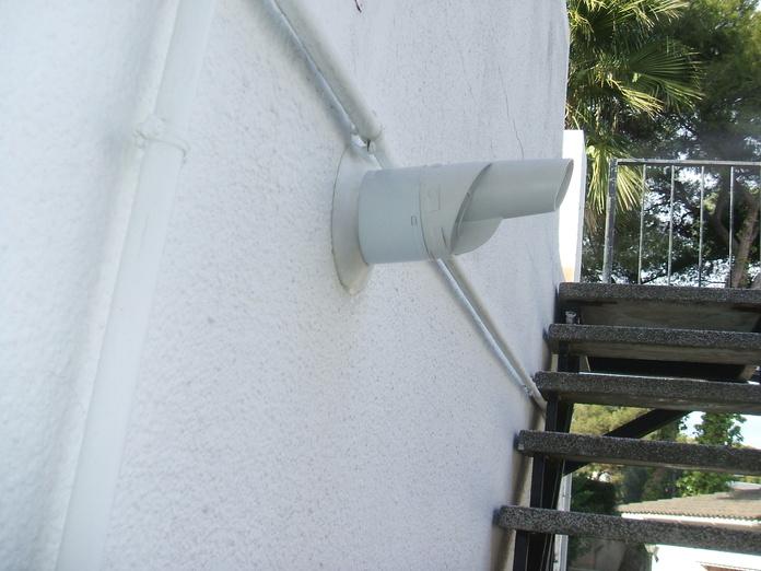Extracción de aire: Servicios de Castellfred