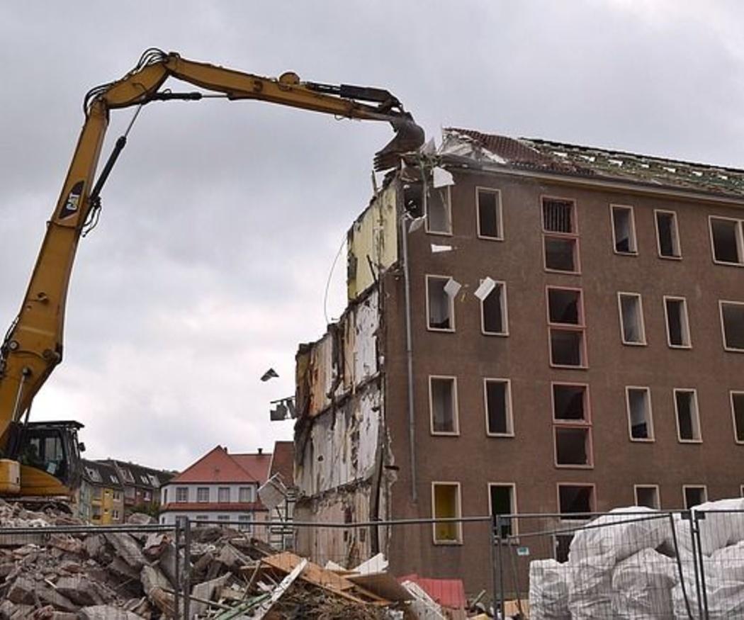 En qué consisten las demoliciones en Gijón