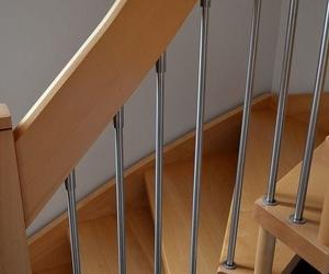 Material para barandillas: ¿acero o madera?