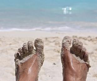 Cómo lucir unos pies bonitos en verano