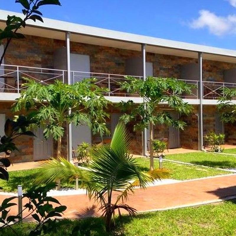 Edificios Premier STP: Modelos de Wigarma