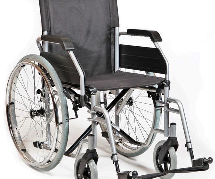 Alquiler de silla de ruedas asturias