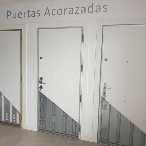 Puertas de entrada blindadas | EGS Cerrajeros