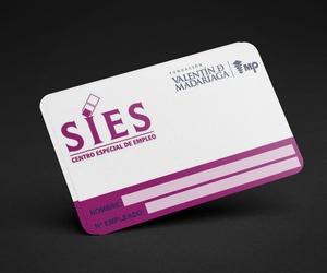 Carnet de empleado del Centro Especial de Empleo
