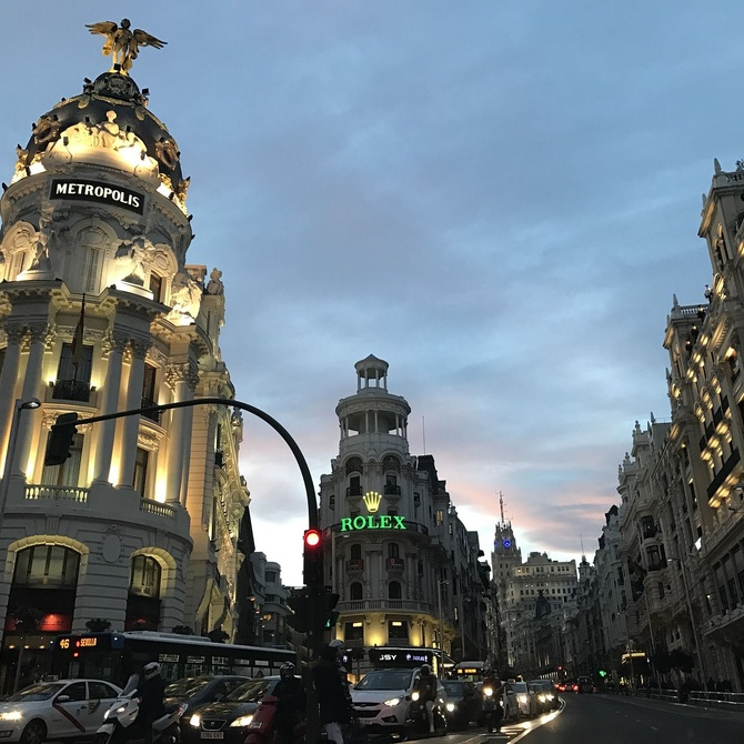 Qué ver en Madrid
