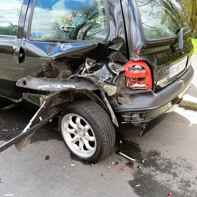 ¿Qué indemnizaciones pueden reclamarse en un accidente de tráfico?