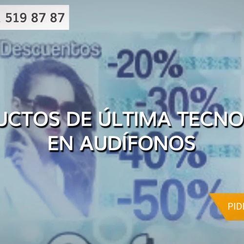 Óptica de lentes en Arturo Soria - Studio Visión