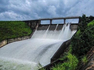 Iberdrola construye un coloso hidráulico en Portugal