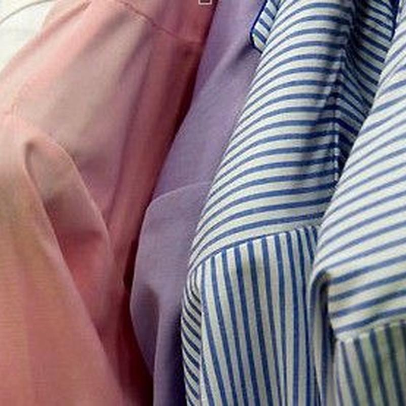 Planchado y lavado camisas: Servicios de Tintorería Madrid