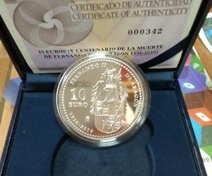 Monedas conmemorativas Asturias