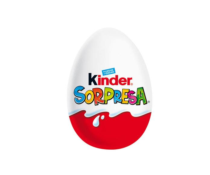Kinder SORPRESA: Productos de Sarigabo, S. L.