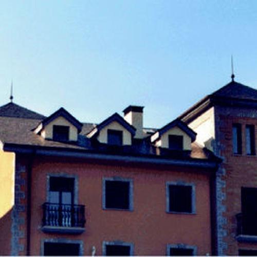 Cubiertas de pizarra en Donostia