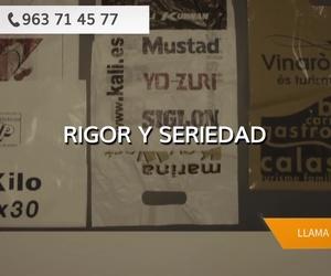 Bolsas impresas en Valencia | Plásticos VP