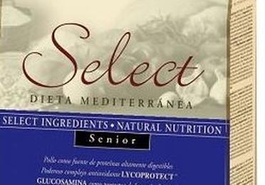 Select senior 3 kg.