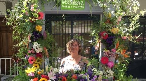 Floristería en Madrid