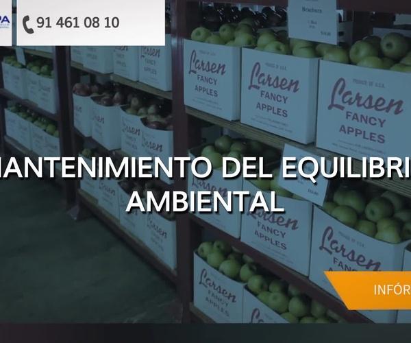 Servicios medioambientales en Madrid | Lodepa