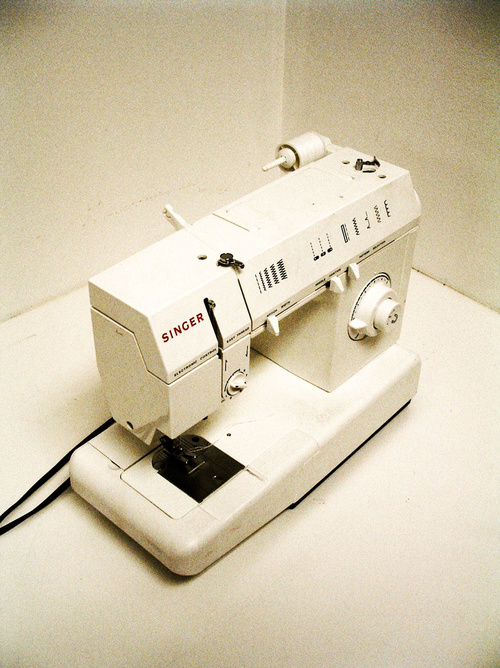 Venta de máquinas de coser de segunda mano en Vigo