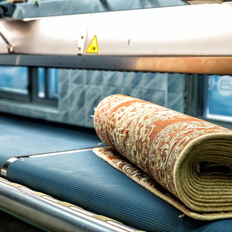 Limpieza y restauración de alfombras: Servicios de DRY CLEAN & LAUNDRY