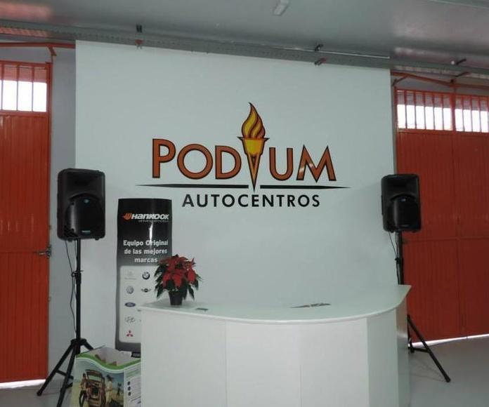 taller auto centro en Tenerife