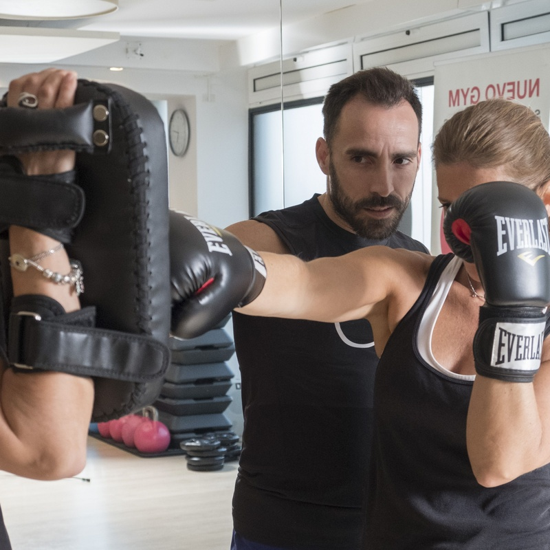 Power Boxing: Servicios de Be You Training Studio