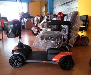 Alquiler de scooters eléctricos para personas con movilidad reducida