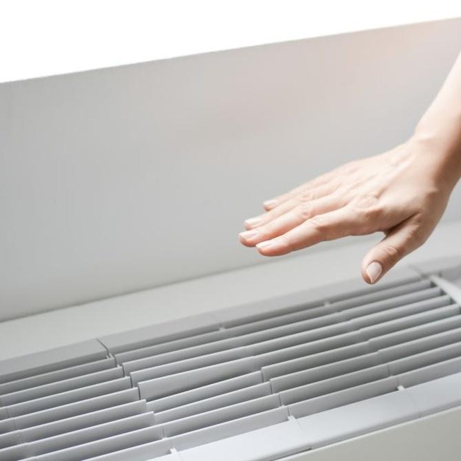 Diferentes tipos de aparatos de aire acondicionado