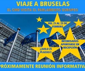 A BRUSELAS CON EL CMD