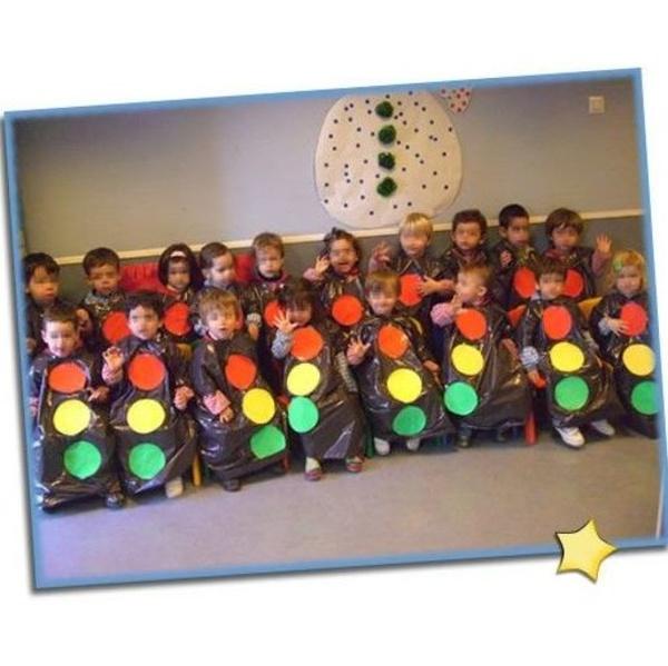 Linea educativa: Servicios de Escuela Infantil Kika