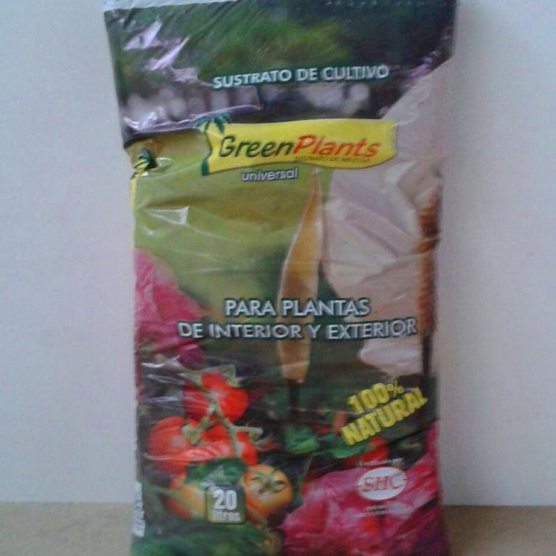 Venta de sustratos de clultivo para plantas de interior y exterior en Gallarta