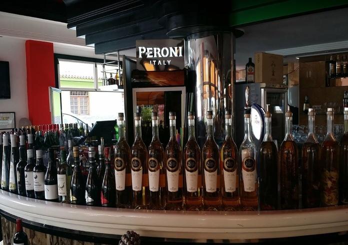 Bebidas: Nuestra Carta de Restaurante Pizzeria Don Camilo