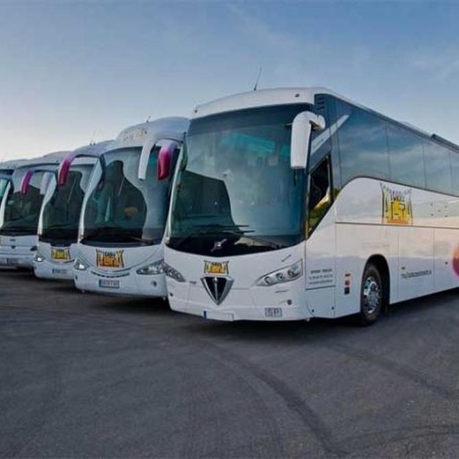 Consejos para elegir empresa de autobuses