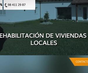 Empresa constructora en Gijón | Construcciones Zapico y Álvarez