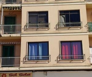 Pintado de fachadas
