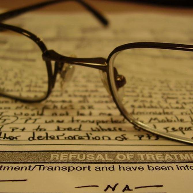 ¿Por qué es tan importante dejar escrito un testamento?