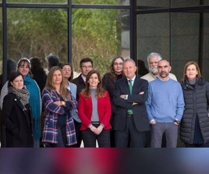 Nueva Juna de Gobierno del Colegio de Procuradores de Vigo