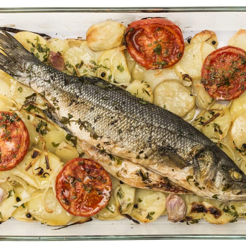 Pescados: Carta de Mesón Restaurante Antigua Casa Patata