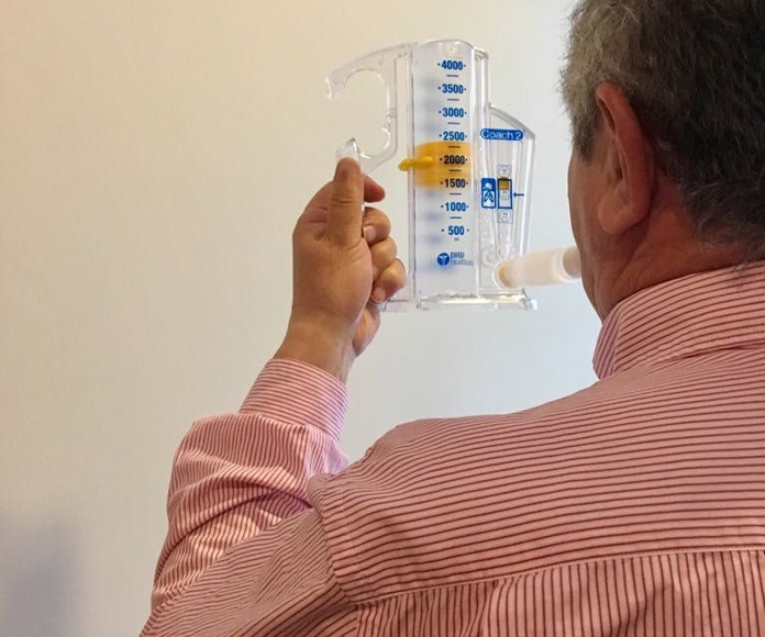 Fisioterapia respiratoria: Servicios e Instalaciones de Fisioleader