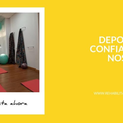 Centro de fisioterapiaen Chamberí, Madrid | Rehabilitarte