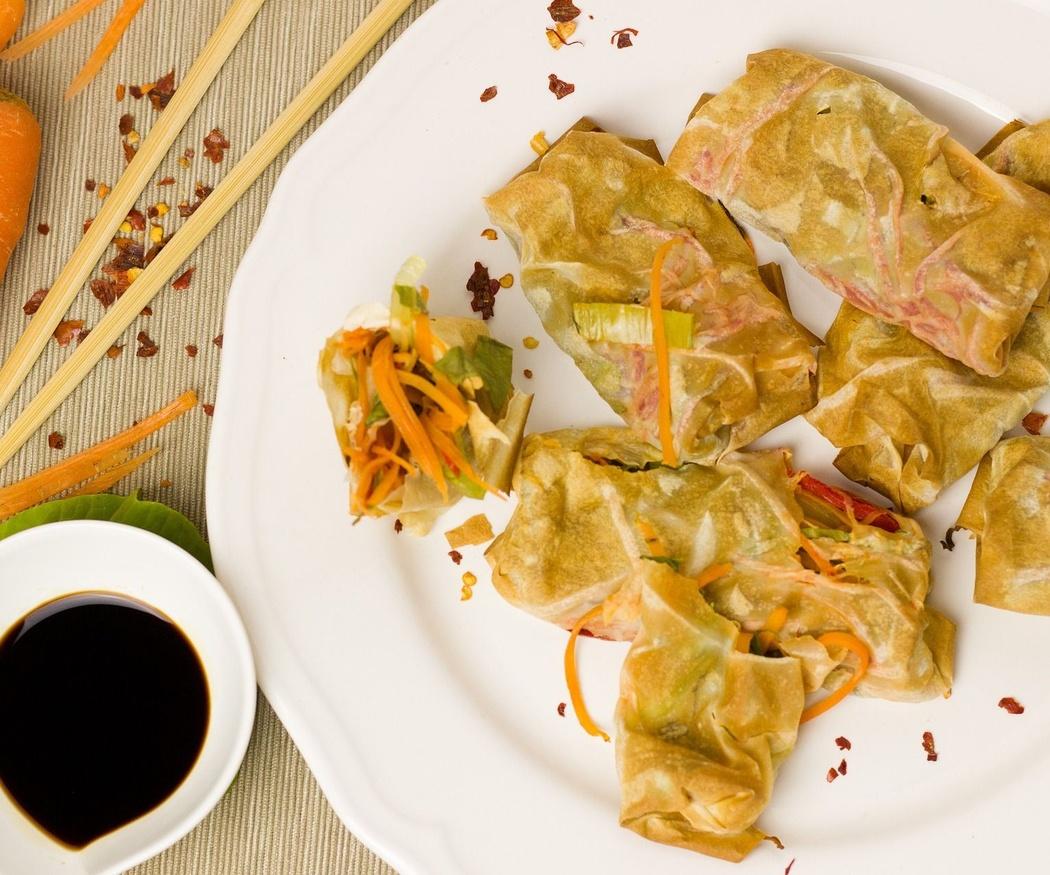 La salsa de soja: un básico de la gastronomía china
