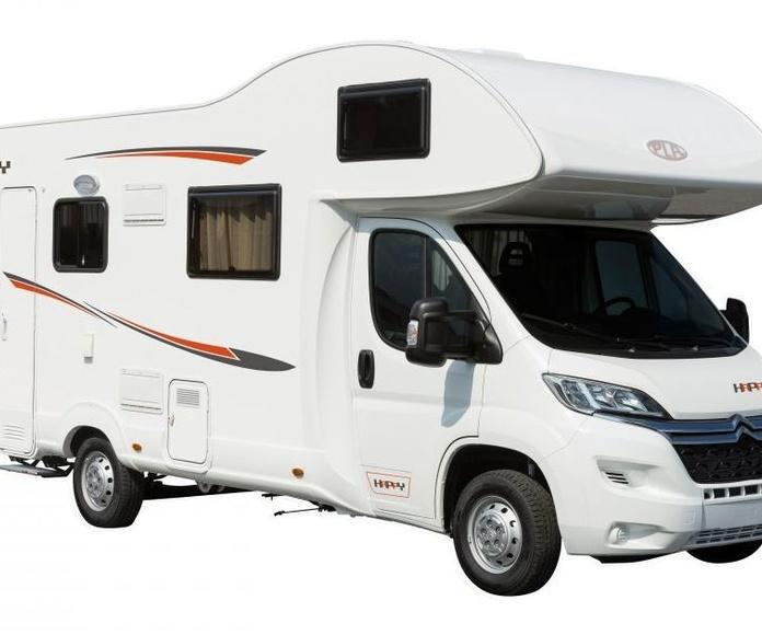 Autocaravana PLA Happy 435 - Caravanas Costa Verde