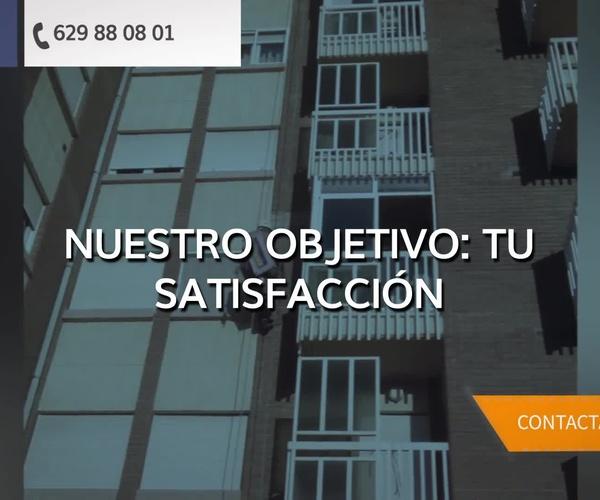 Rehabilitación de edificio  en Zamora | Sin Andamios Zamora, S.L.
