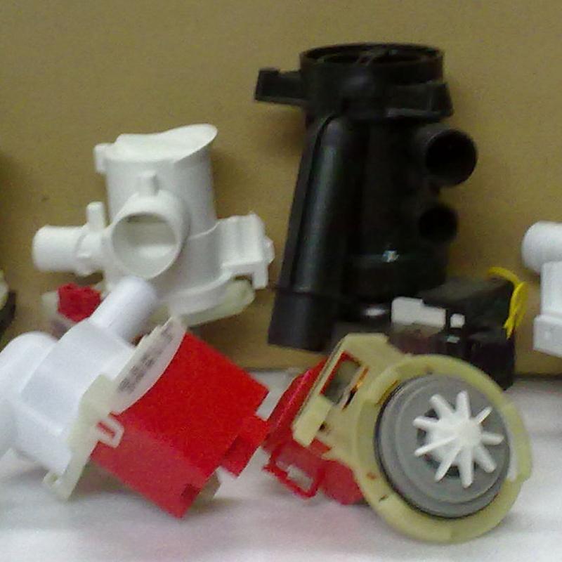 Lavadoras: Productos y Servicios de Recambios Glamer