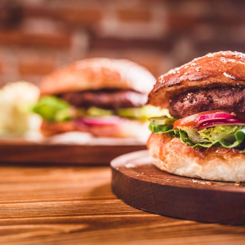 Comida Rápida: Carta de Restaurante Tomate Algo