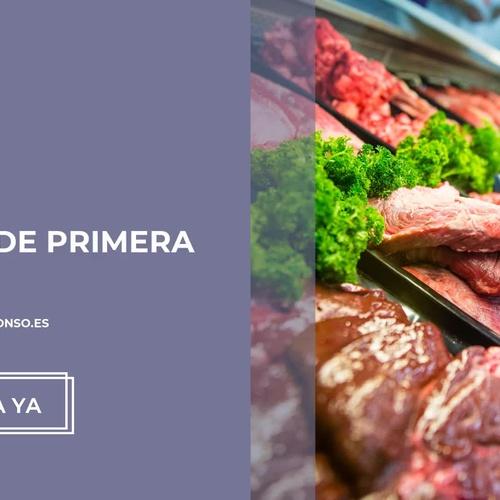 Carnes selectas en Málaga: Carnicería Alfonso