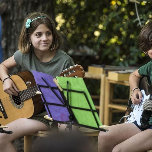 Escuelas de interpretación en Cardedeu | Escola de Musica I Expressio Can Canturri