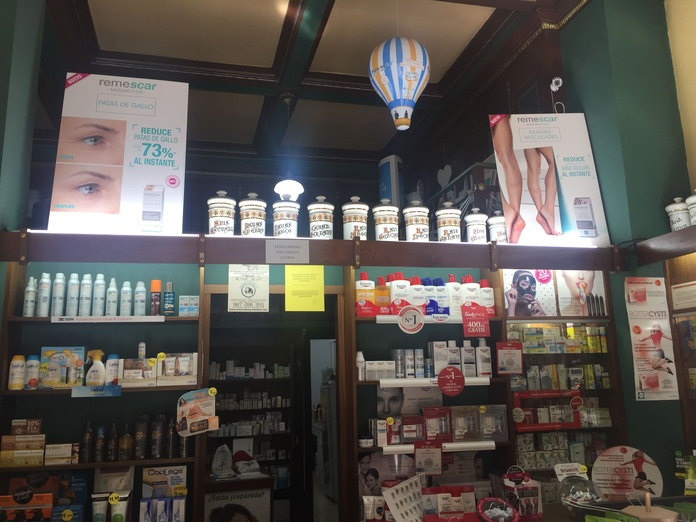 Parafarmacia: Servicios de Farmacia Blasco Vega