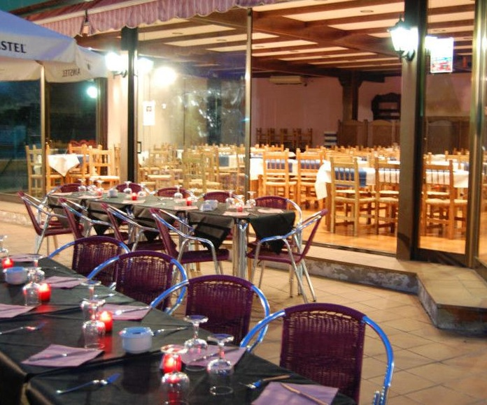 Restaurante Bosc Tancat
