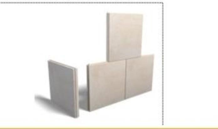 Plancha de escayola: Servicios de Hnos. López Materiales de Construcción