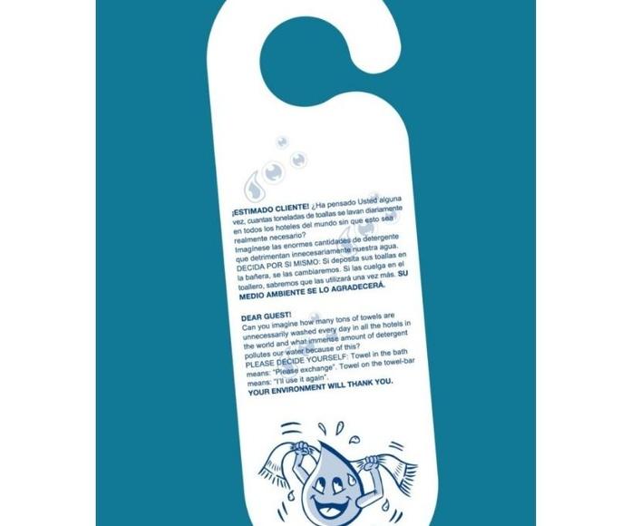 Ahorro lavandería / agua: Serigrafia en Granollers de Dydplas Serigràfic