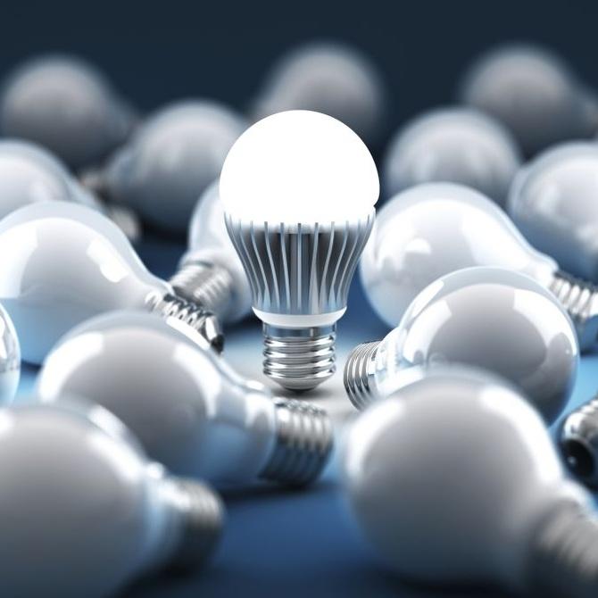 ¿Necesito un nuevo boletín eléctrico si cambio mis luces tradicionales por LED?